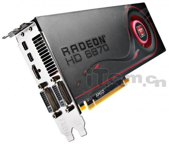 AMD Radeon HD 6870