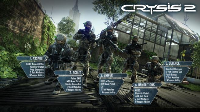 Crysis 2 Multiplayer