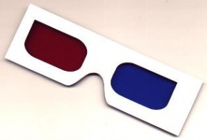 How to make your own 3D Glasses?