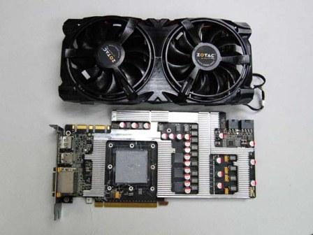 Zotac Geforce GTX 580 Extreme Edition