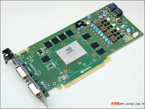 First look at GeForce GTX560 Ti