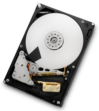 Hitachi Ultrastar 7K3000 hard disk drives