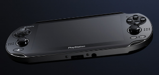 the new psp 2 sony ngp front