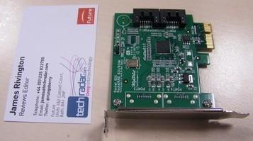PCIe HBA for 3TB hard drive