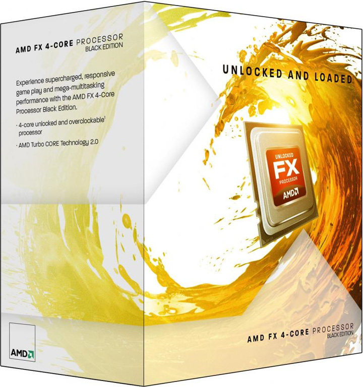 AMD FX 4-Core Black Edition Zambezie