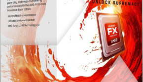 AMD FX 8 Core BE Processor Zambezie