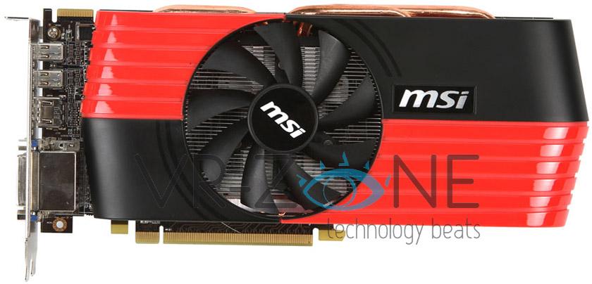 AMD Radeon HD 6790 MSI R6790