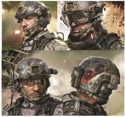 COD: Modern Warfare 3 - Sandman