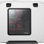 corsair graphite series 600t white edition side panel