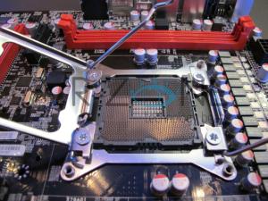 Foxconn X79 Socket LGA2011