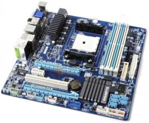 GIGABYTE_A75M-UD2H - AMD APU benchmark