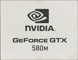 NVIDIA GeForce GTX 580M