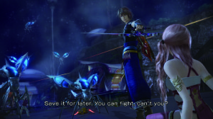 Final Fantasy XIII-2 Battle System
