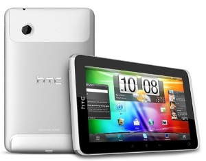 HTC Flyer price and specs
