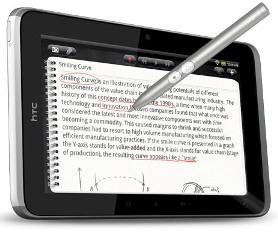 HTC Flyer magic pen
