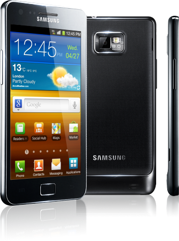 Samsung Galaxy S II i9100 review