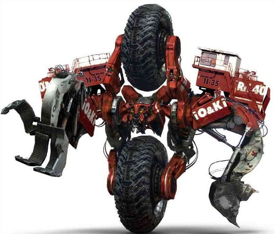 Demolisher transformers 2