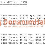 amd fx-8130p bulldozer x264 benchmark