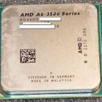 amd a6-3500 triple core apu