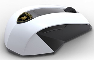 asus Lamborghini wireless mouse