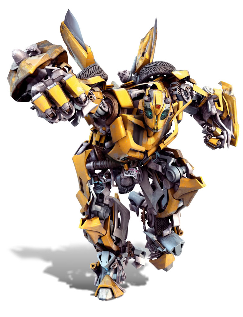 bumblebee battle-mode transformers movies