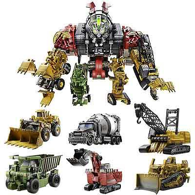 devastator decepticons transformers 2