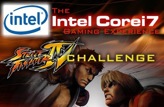 intel street fighter challenge