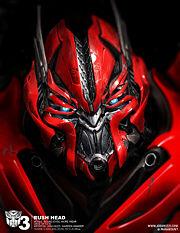 mirage transformers 3