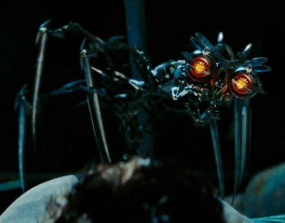 the doctor spider decepticon