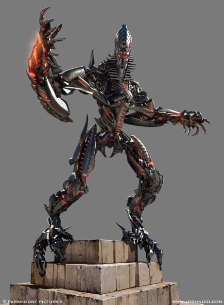 the fallen transformers 2 revenge of the fallen