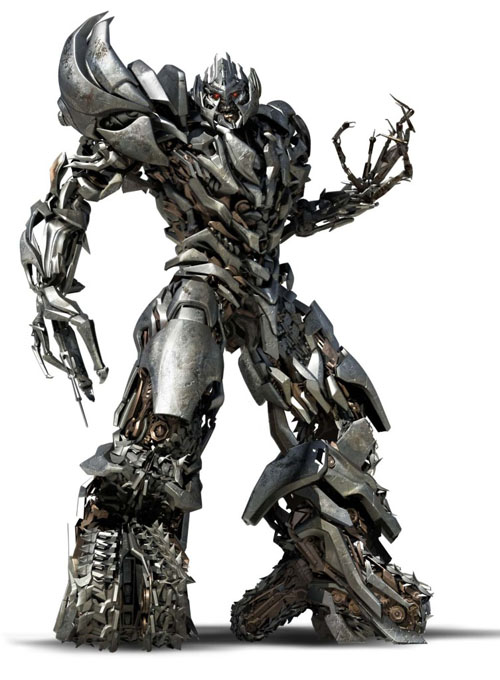 transformers megatron leader of decepticons