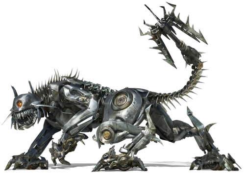 ravage transformers 2 revenge of the fallen
