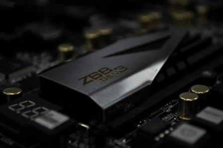 ASRock Z68 Extreme7 Gen3 Heatsink