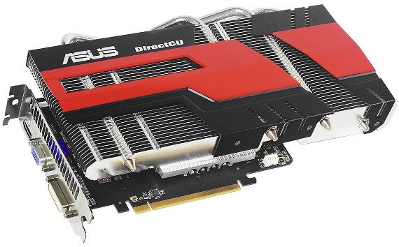 Asus Radeon HD 6770 DirectCu specfications
