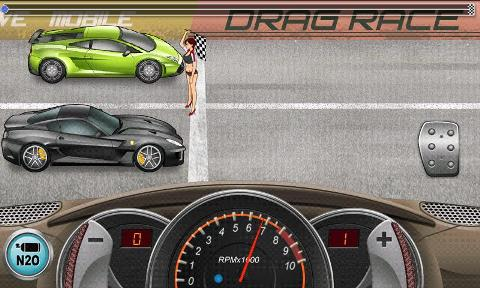 Drag Racing free android games 2011