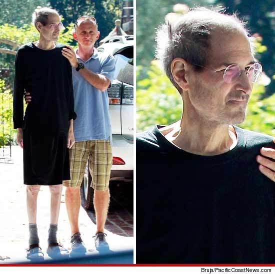 Steve Jobs photo sick ill cancer