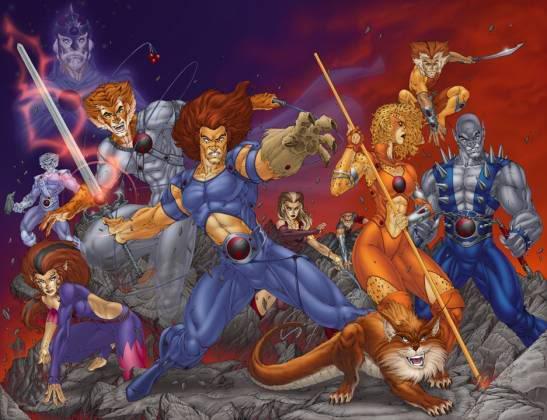 "Thundercats 1985 Tobin ""Ted"" Wolf"