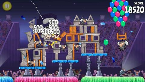 angry birds rio free android games 2011