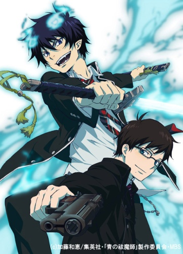 ao no exorcist manga 27