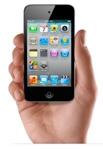 apple ipod touch 4g vs samsung galaxy s wifi 5.0