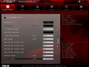 asus maximus iv gene-z bios uefi screenshots