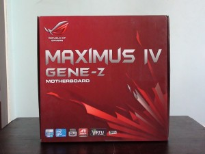 asus maximus iv gene z box