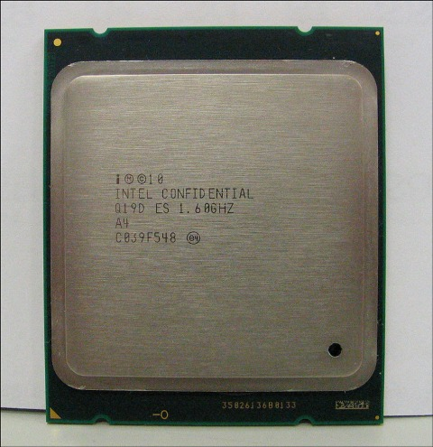 intel core i7 sandy bridge-e processor