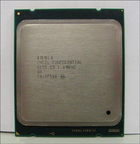 intel core i7 sandy bridge-e processor