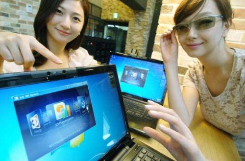 lg xnote a530 3d notebook