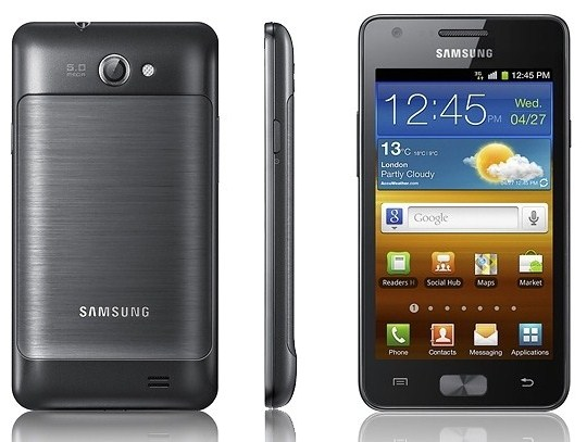 samsung galaxy r i9103 specifications and price