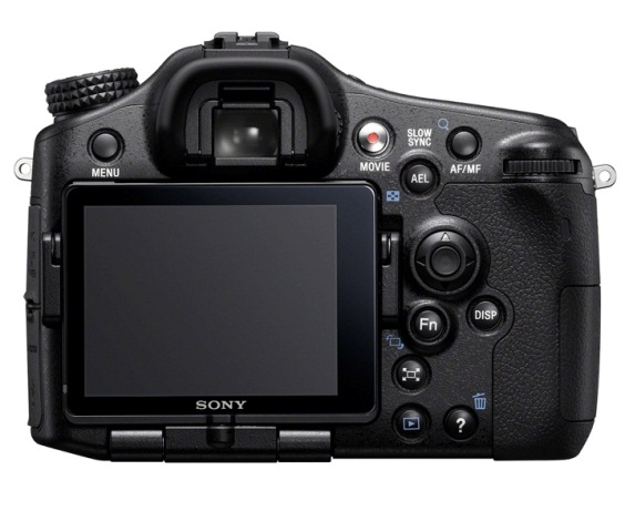 sony a77 specifications