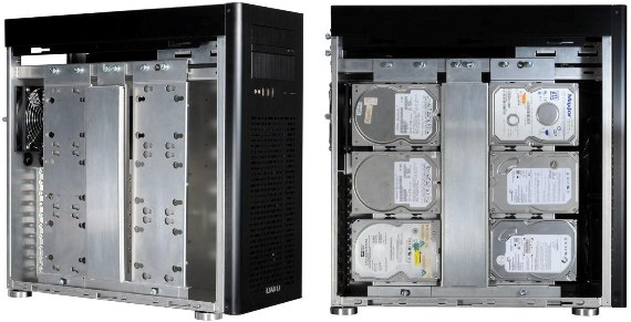 Lian Li PC-90 the hammer specifications and price
