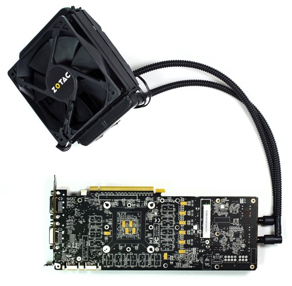 zotac geforce gtx 580 infinity edition specs