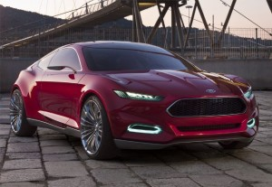 Ford Evos concept gallery